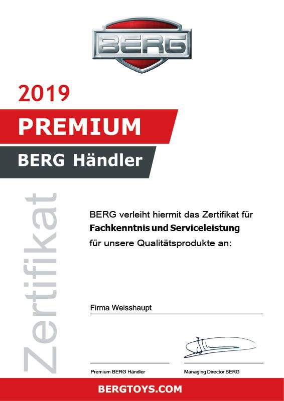 BERG Premium-Händler