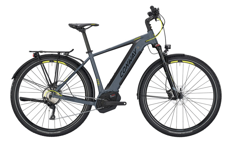Cross E-Bikes