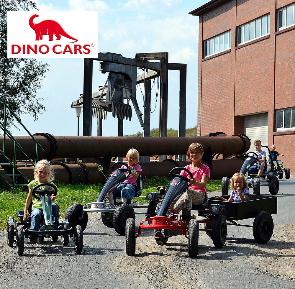 DINO CARS Gokarts