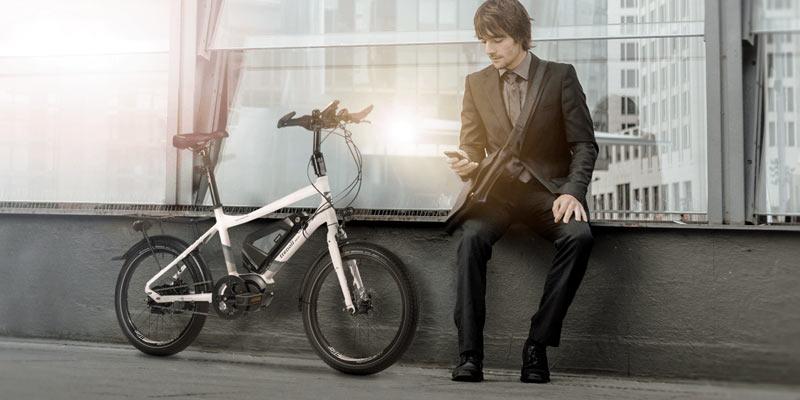 E-Bike-Leasing