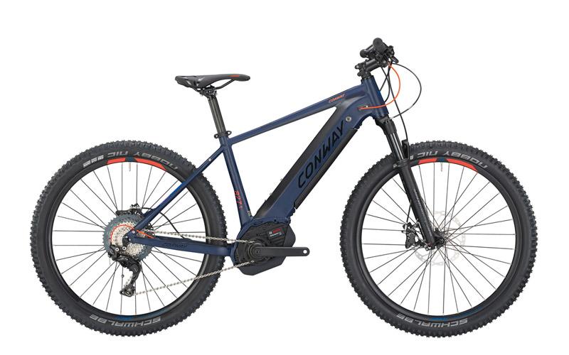Hardtail E-Bikes