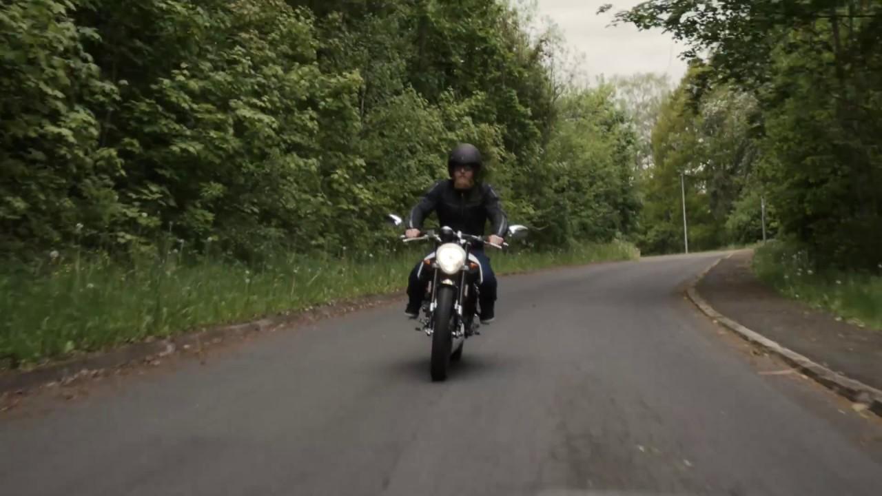 F.B Mondial HPS 125i // Motorrad 125 ccm