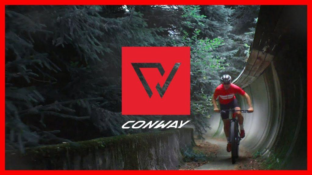CONWAY Bikes RLC: True Race Mountainbike.