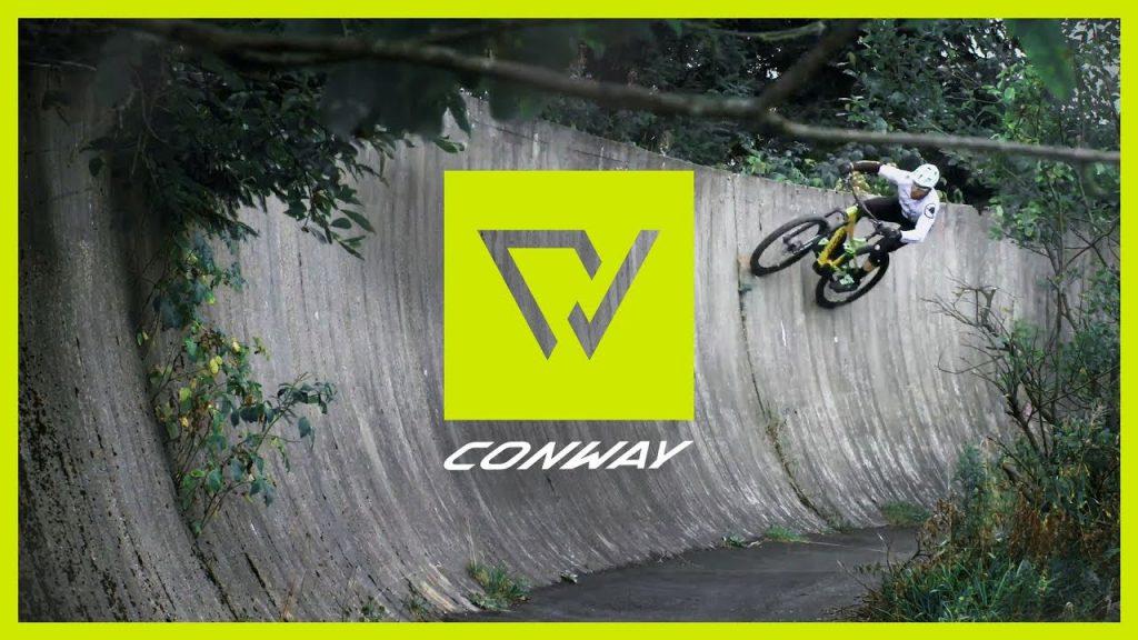 CONWAY Bikes eWME Enduro: Ride more trails.