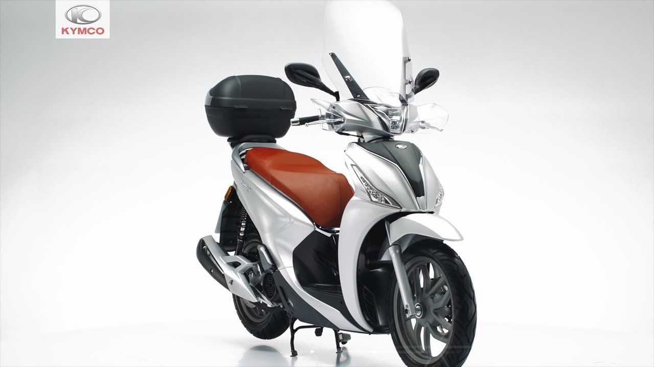 KYMCO People S 125 // Teaser